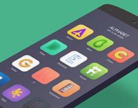 App Icon - Days of Type