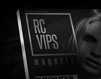RC Vips - Graphic Project