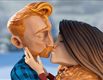 Tyler Childers 'Country Squire' [Character Animation]