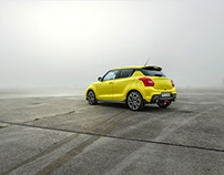 SUZUKI PART IV: SWIFT SPORT
