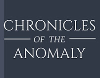 Chronicles of the Anomaly Book
