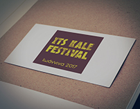 Promo logo for Its Kale Festival