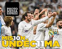 Revista Real Madrid 1-0 Manchester City