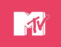 MTV.com - Redesign