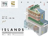 島:字型提案概念展 ISLANDS: A Collection of font proposals