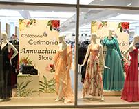 Collezione cerimonia P/E 19 Annunziata Store