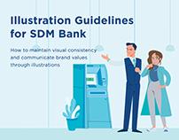 The Illustration Codex for SDM Bank