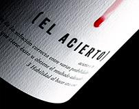 El Acierto Wine