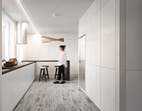 Visualización del diseño de una vivienda