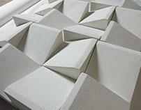 CONCRETE MISSION/ concrete blocks design