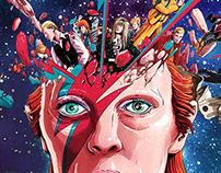 David Bowie - Revista Mundo Estranho