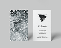 Martins. Business Card Template