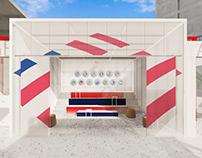 Pop-Up Bank: Bank of America