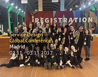 Service Design Conferences & talks