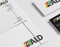 Ald corporate branding