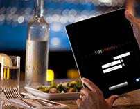 TapMenus - UI/UX Design