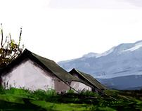 Landscape-India