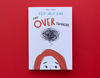 Self-help Zine for OVERthinkers