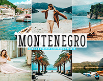 Free Montenegro Mobile & Desktop Lightroom Presets