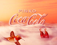PINKO X Coca-Cola H5 INVITATION