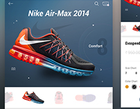 Shoes Detail Page