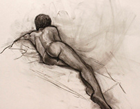 Reclining Figure II