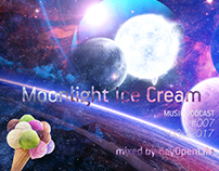 Cover Moonlight Ice Cream music podcast by KeyOpenLife