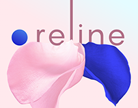 Reline beauty agency website