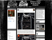 Heavy Metal Tribune website