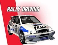 de tomar la experiencia de conducir un rally?