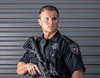 Shot Business: Law Enforcement 2018 cover