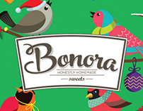 BONORA CHOCOLATES Xmas
