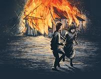 'Gli Occhi Della Libertà' - book cover