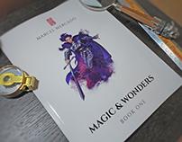 Magic & Wonders - The Art of Marcel Mercado