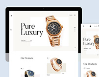 Luxury E-Commerce