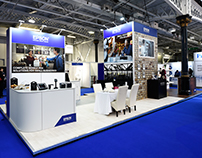 Epson 12m x 5m Expo Stand