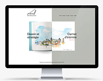 Marie-Clémence Leveel, portfolio online
