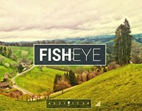 Fisheye Slide Show After Effects Project