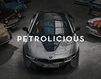 PETROLICIOUS — UX/UI