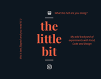 The Little Bit