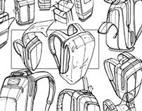 Urban Commuter Bag [WIP]