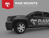 RAM Mounts Pace Truck 2017