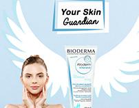 skin care advertising