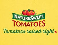 NatureSweet - Tomatoes Raised Right