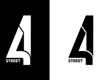 41 street. Real Estate logo proposal