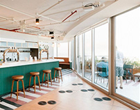 FARIA LIMA Co-Working Space by WeWork, Brasil