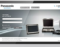 Panasonic Toughbook website