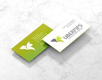 Brand Logo & Identity | Uberpips