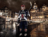 Edinburgh Capitals Photography