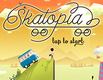 Skatopia - Train Station Assets